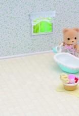 Sylvanian Families Baby Badtijd Set
