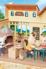 Sylvanian Families Pizzeria