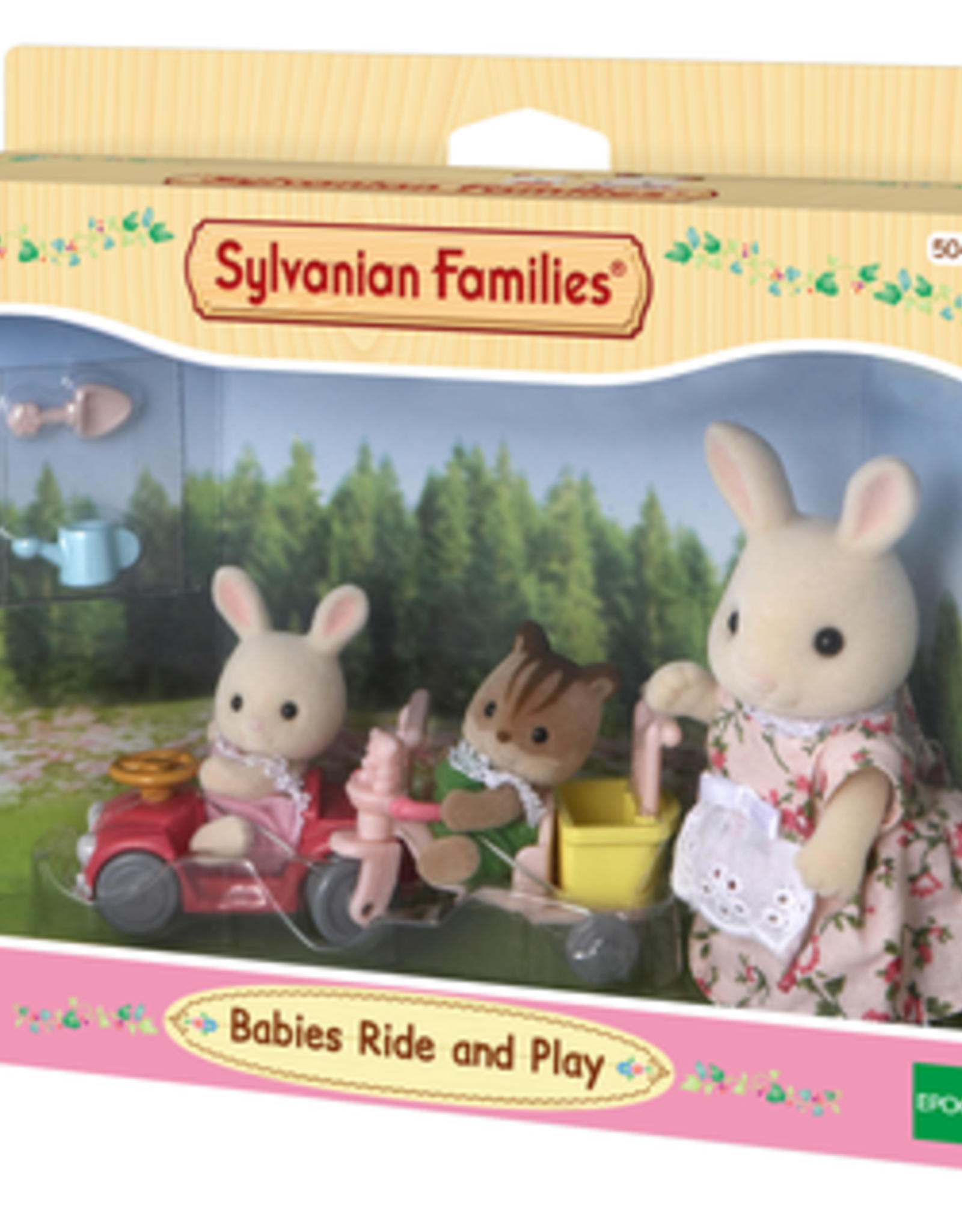 Sylvanian Families Baby Speelset