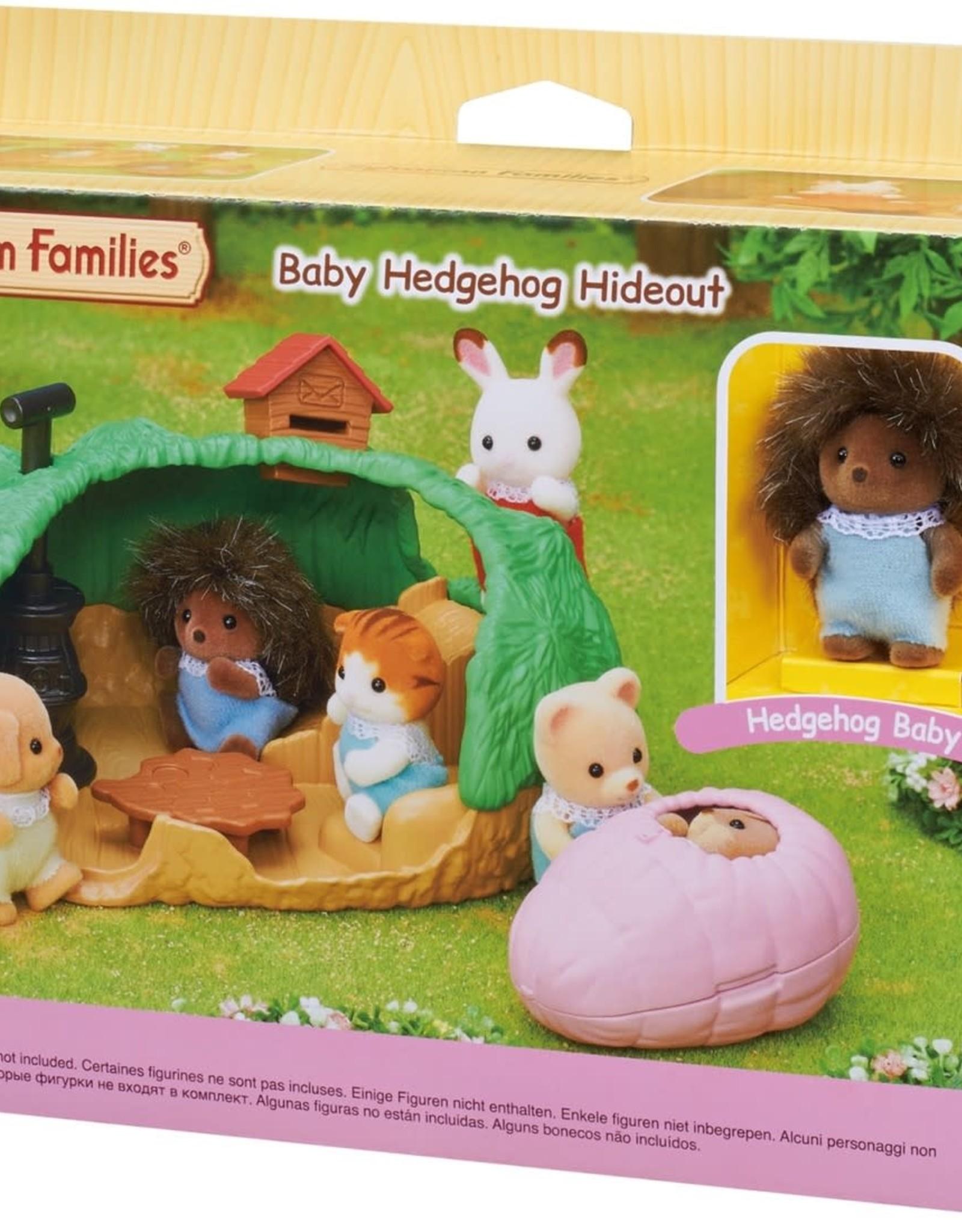 Sylvanian Families Baby Verstopplek