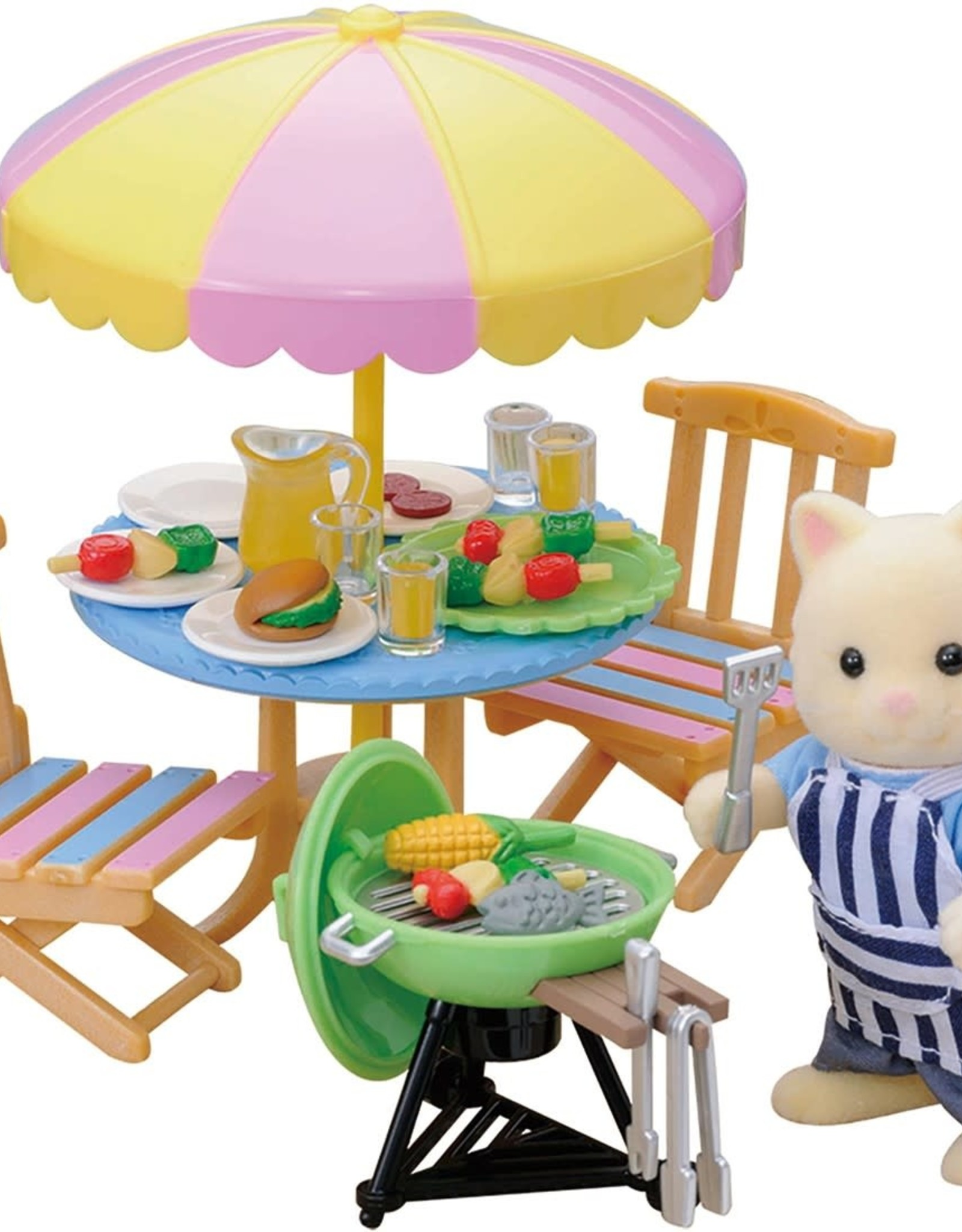 Sylvanian Families Barbecue set