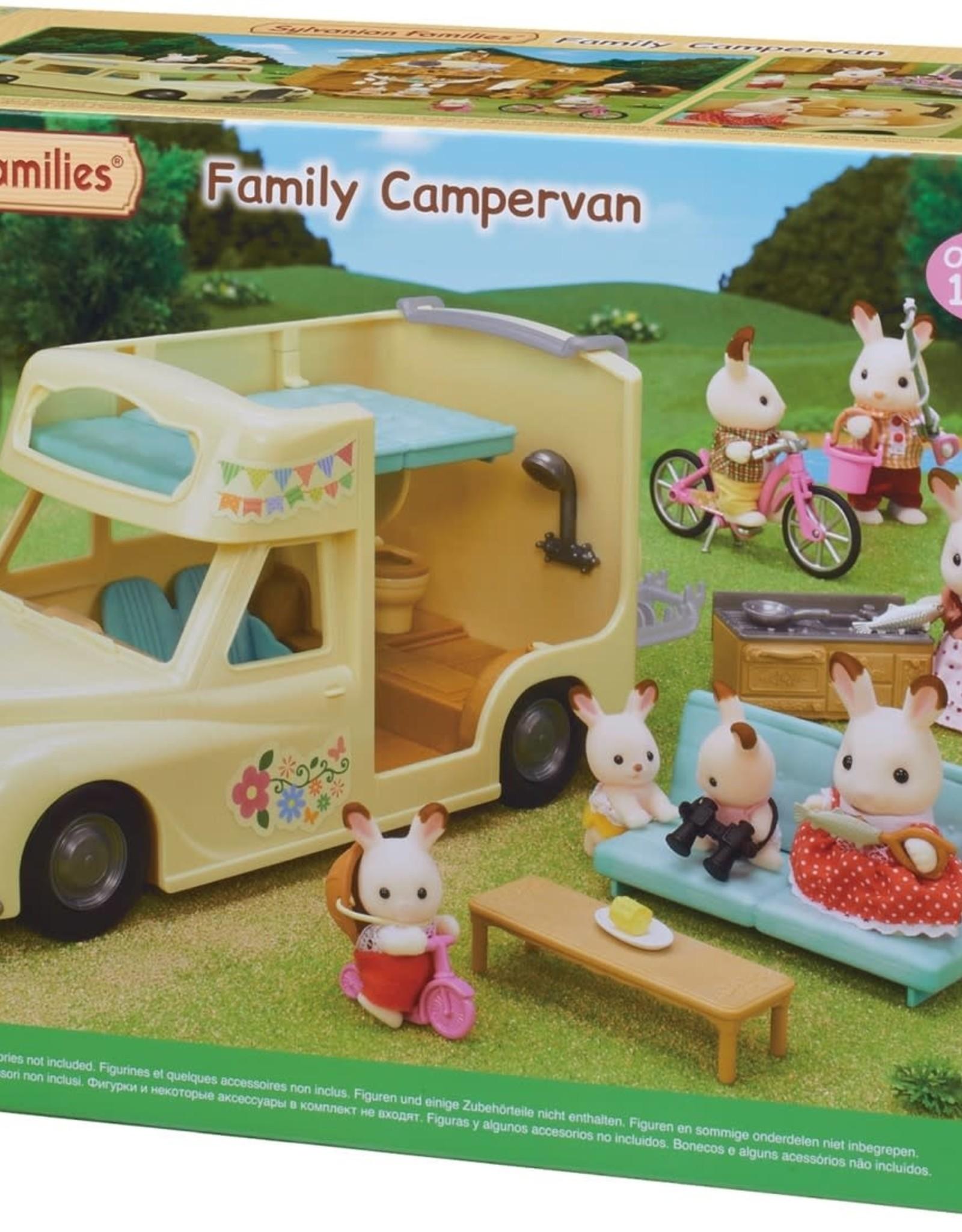 Sylvanian Families Camper