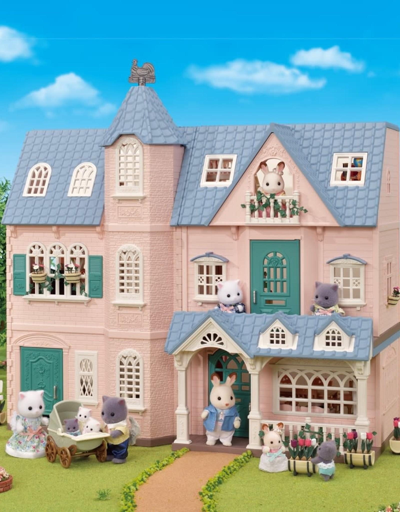 Sylvanian Families Deluxe Celebration Home gift set