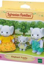 Sylvanian Families Elephant Family