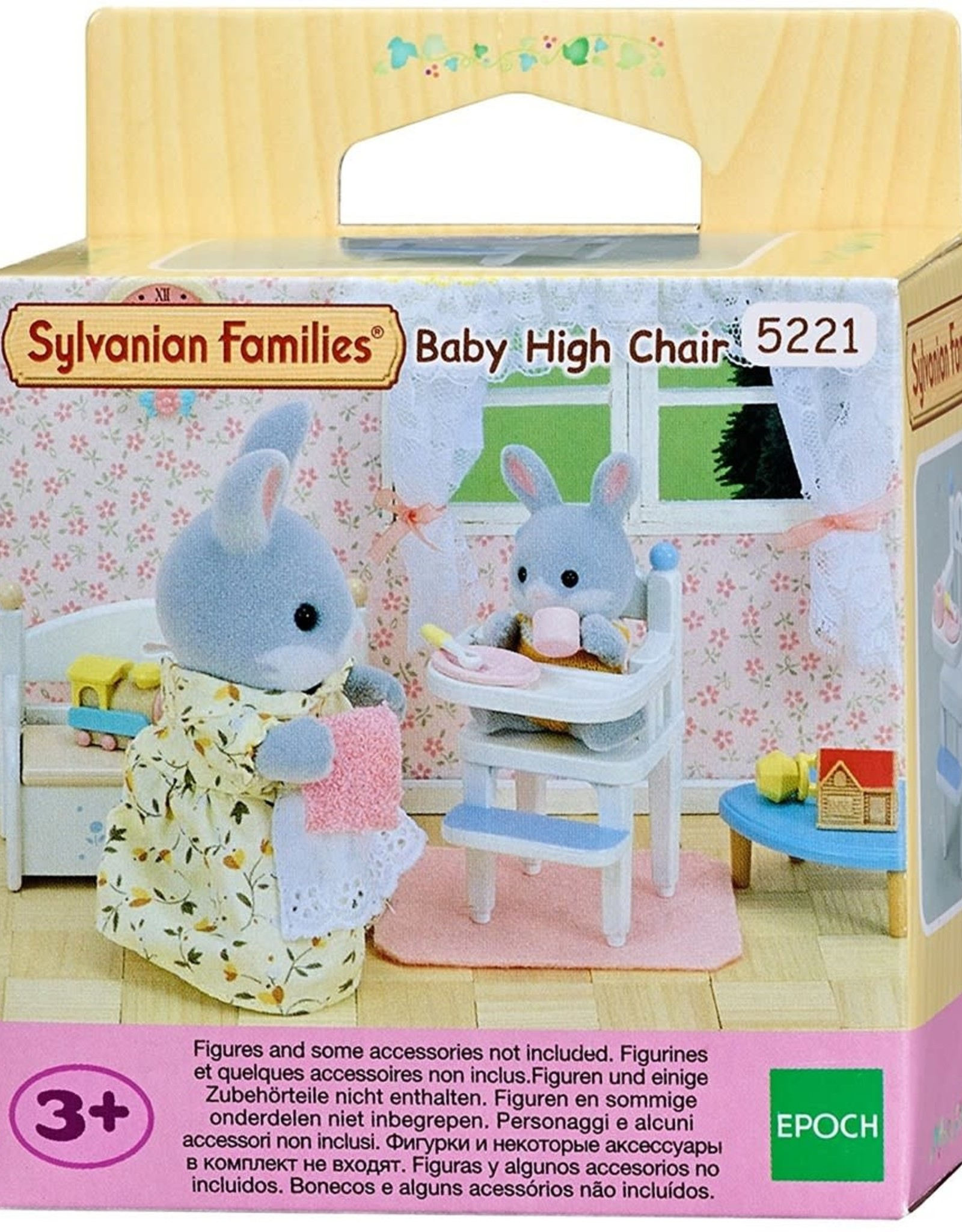 Sylvanian Families Kinderstoeltje