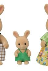 Sylvanian Families Sunny Rabbit Family