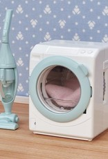 Sylvanian Families Wasmachine & stofzuiger