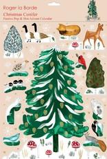 Pop & Slot Adventkalender Christmas Conifer