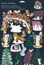 Pop & Slot Adventkalender Paw Prints in the Snow
