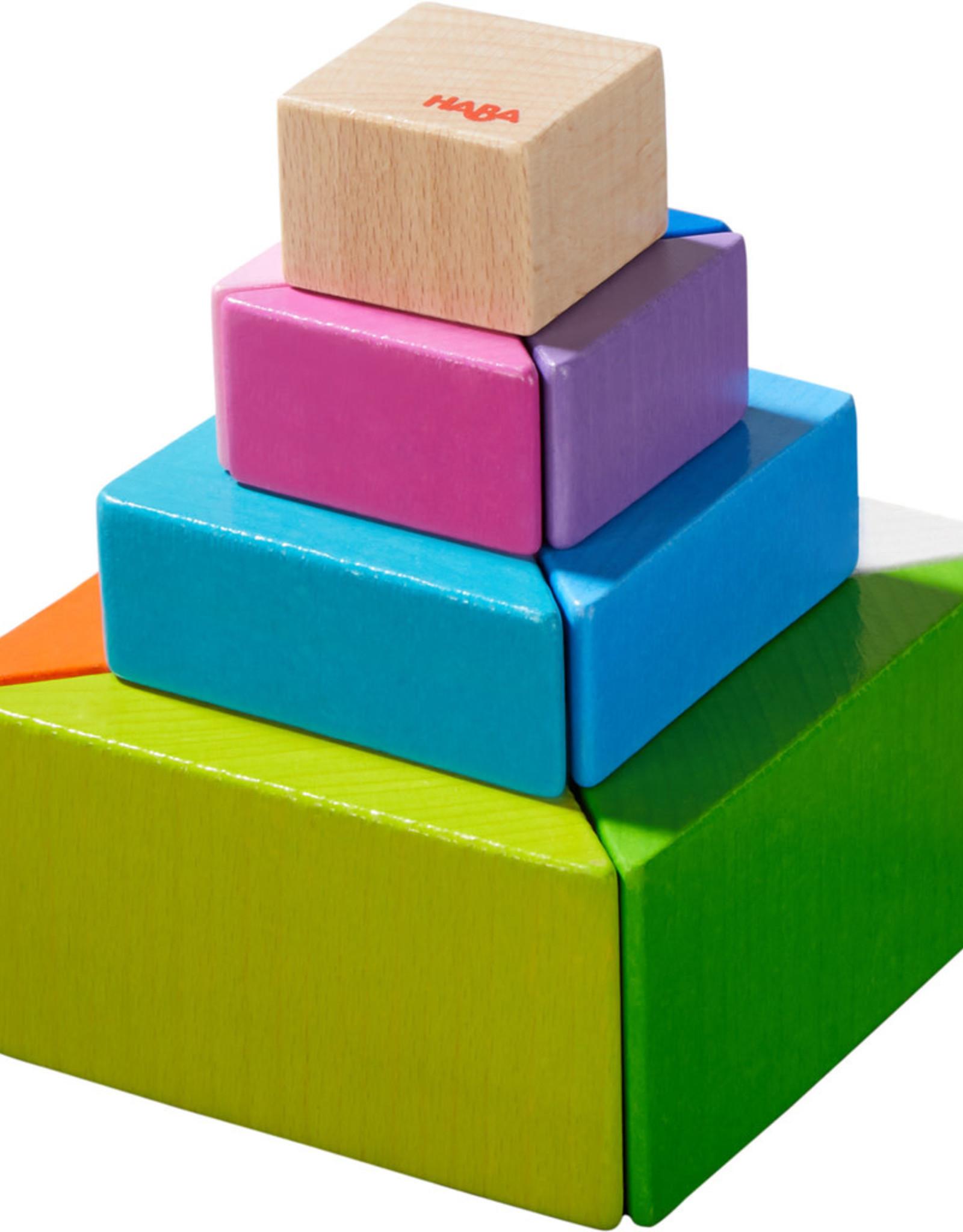HABA 3D legspel Tangram kubus