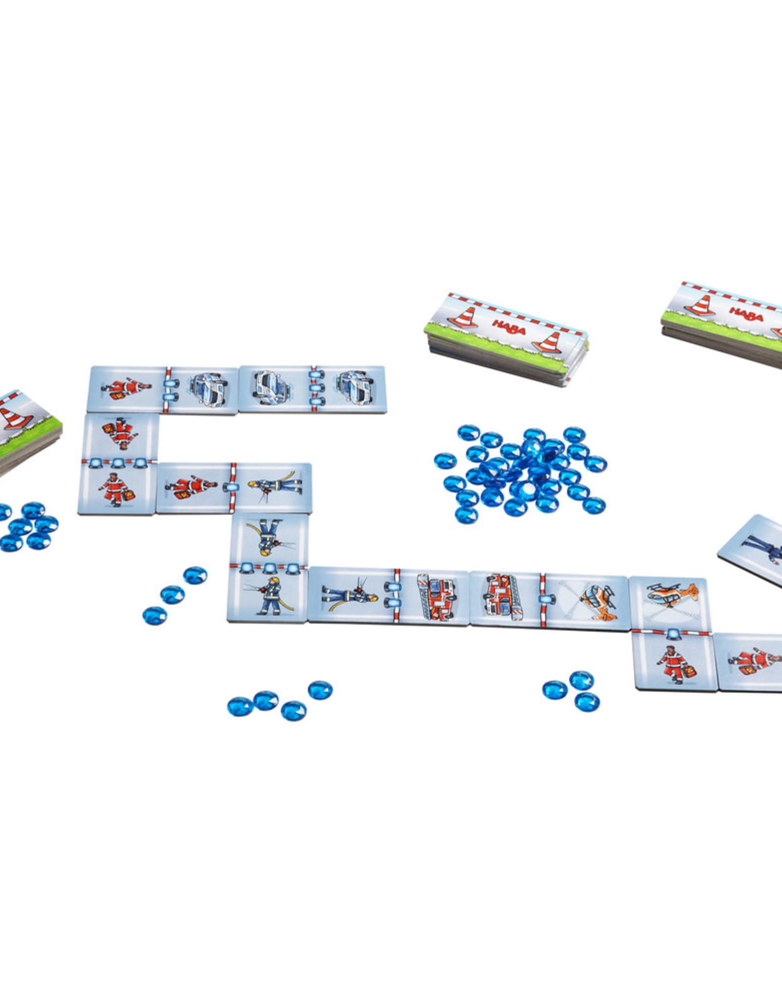 HABA Domino In Actie