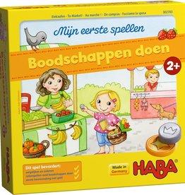 HABA Eerste Spel Boodschappen Doen