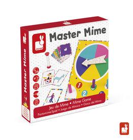 Janod Master Mime