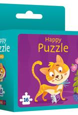 Deltas Happy puzzle Poes