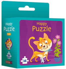 Deltas Happy puzzle Poes