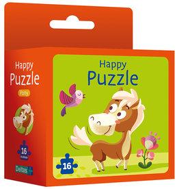 Deltas Happy puzzle Pony