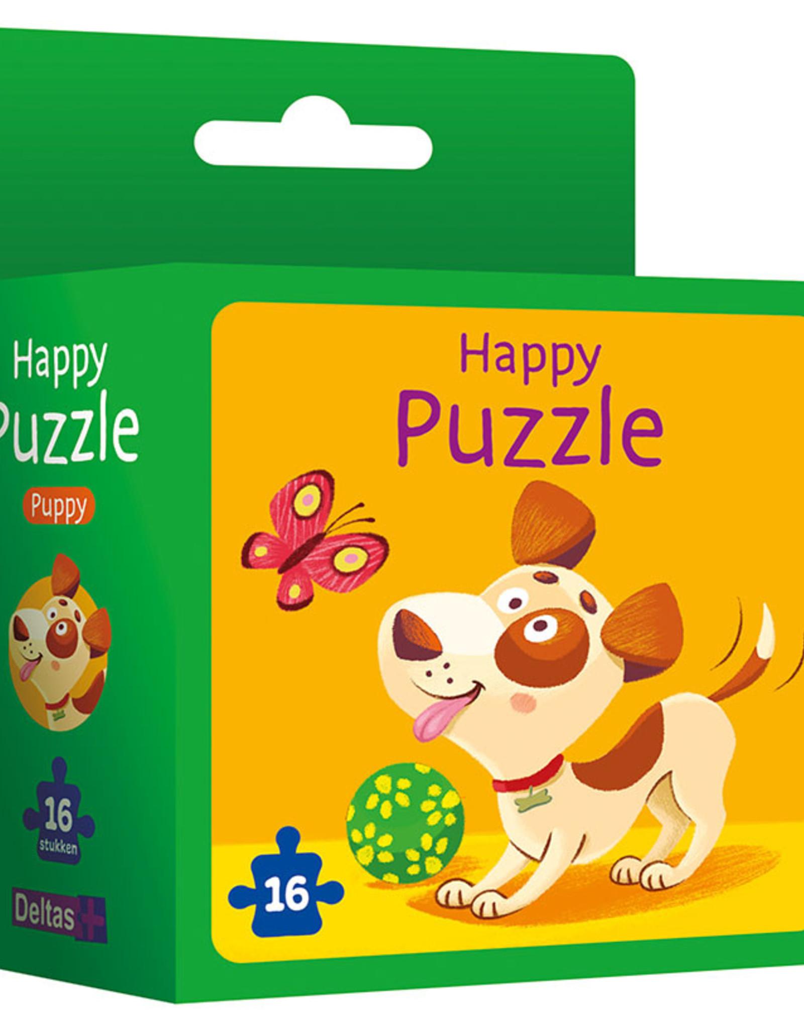Deltas Happy puzzle Puppy