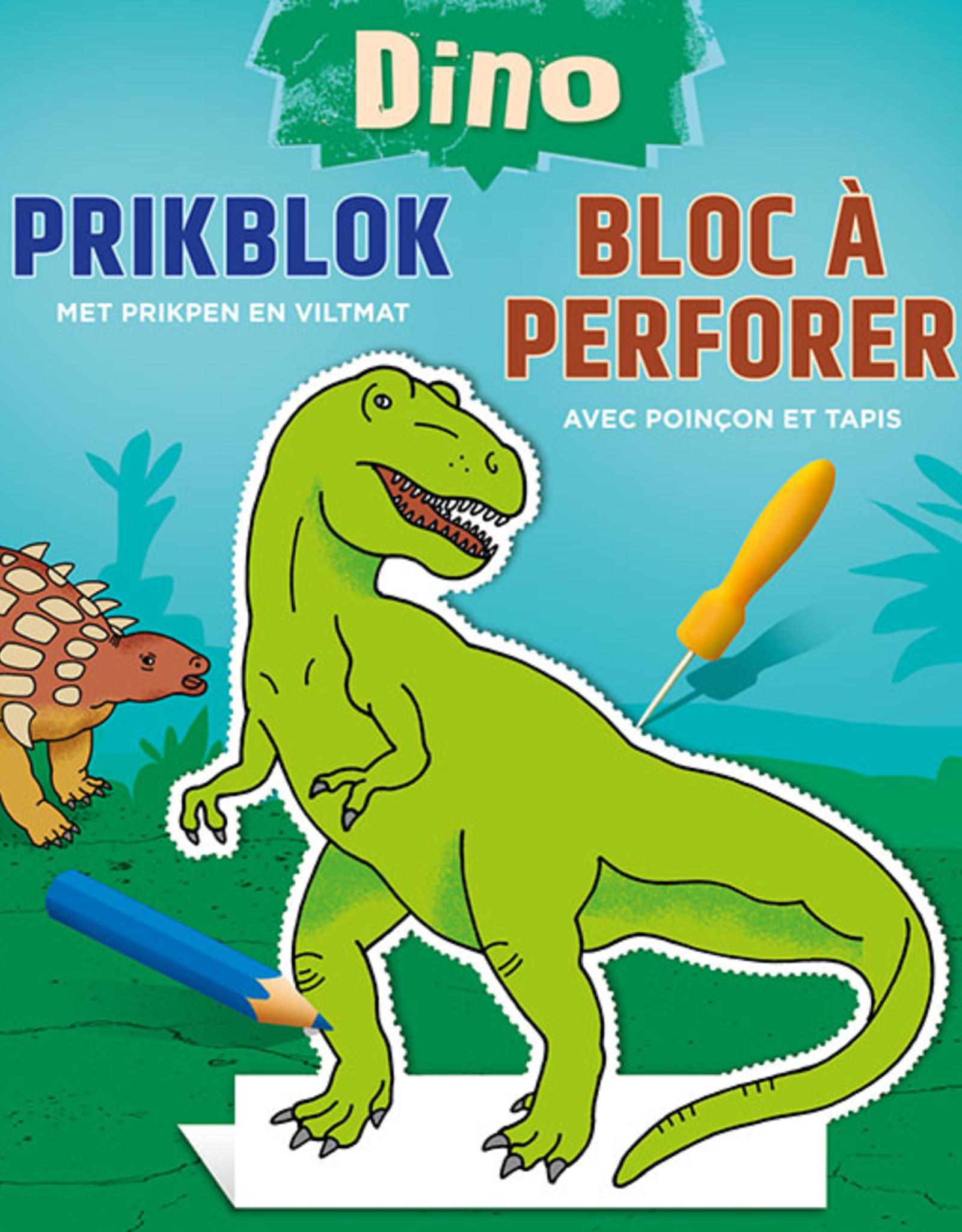 Deltas Prikblok Dino