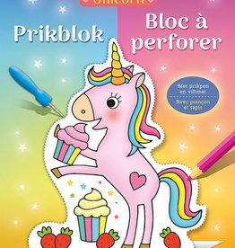 Deltas Prikblok Unicorn