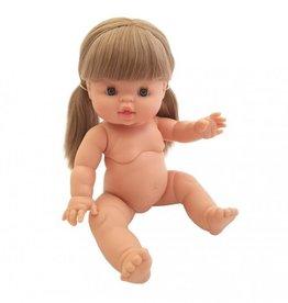 Paola Reina Pop Gordi meisje blond haar staartjes