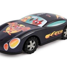 Scratch Auto Superheld