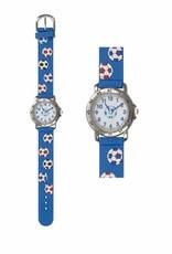 Horloge Voetbal