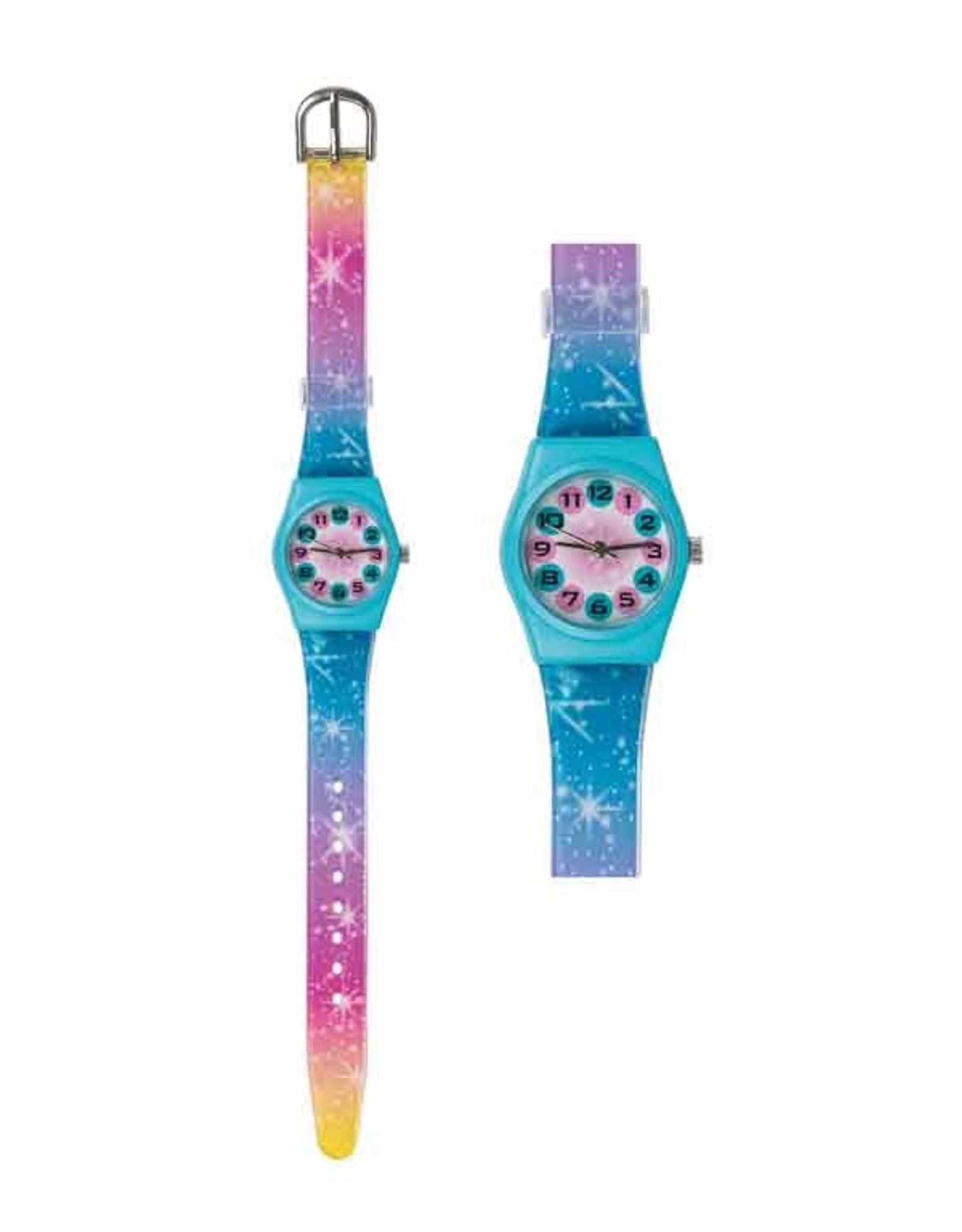 Horloge Rainbow Sterren
