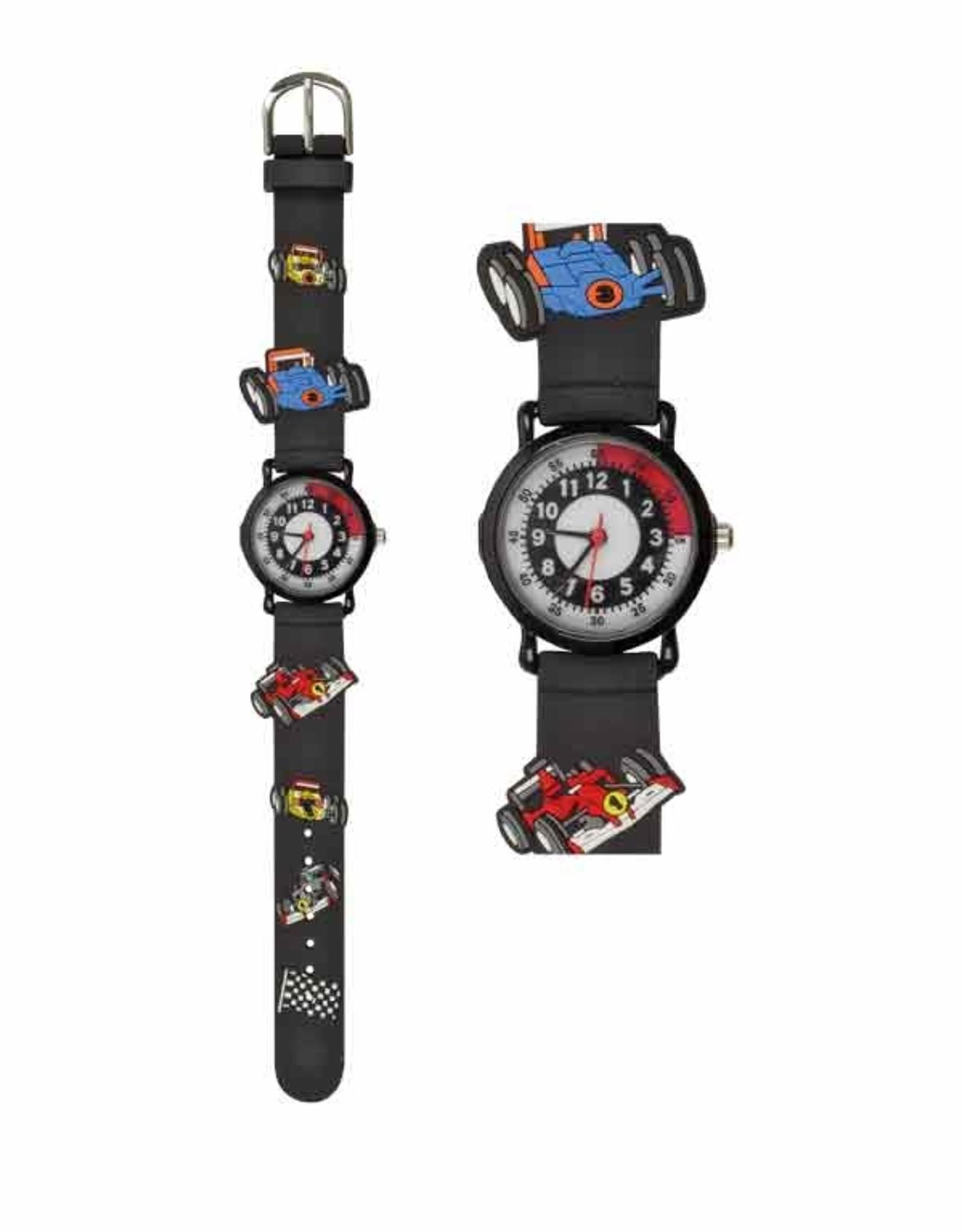 Horloge Raceauto