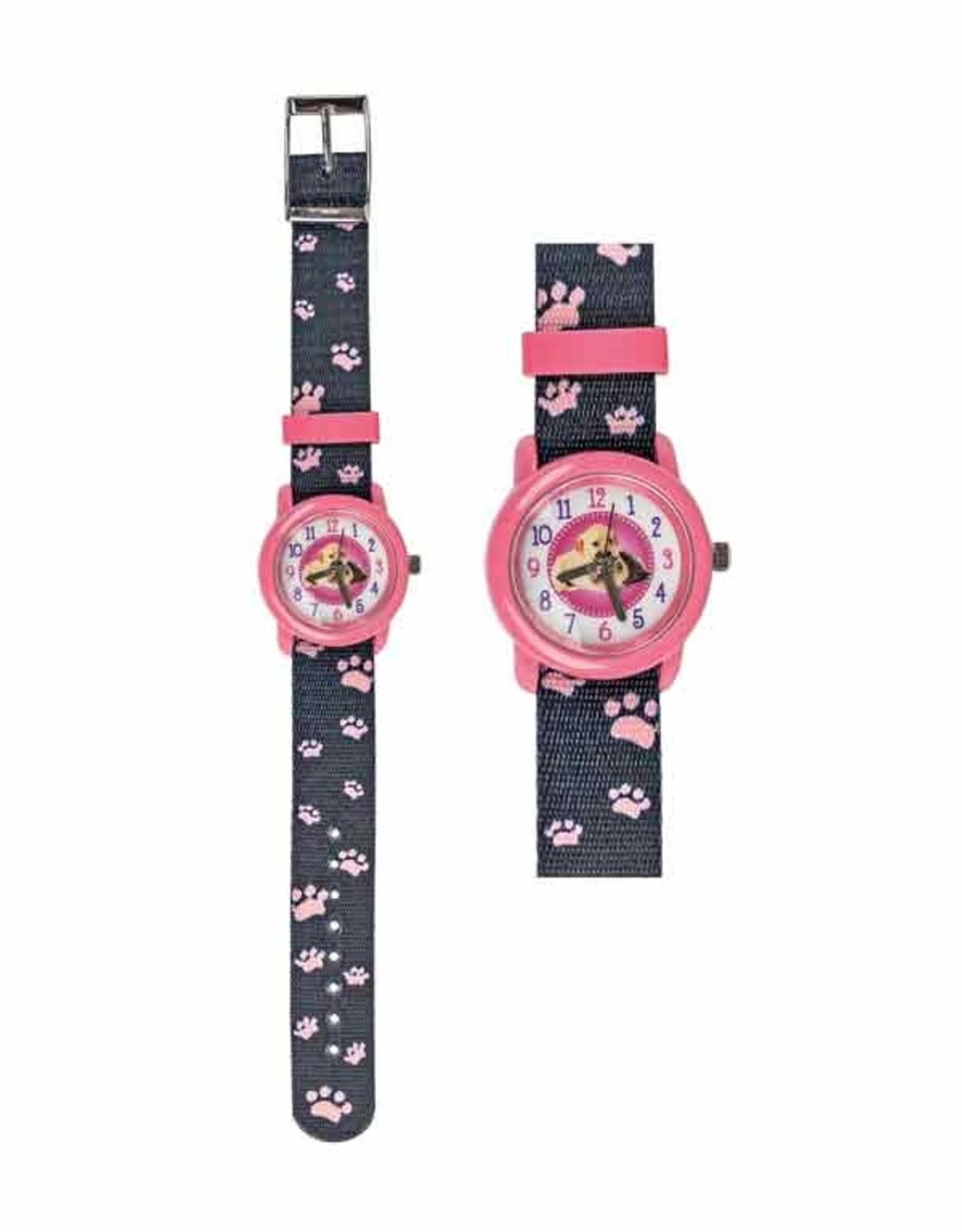 Horloge Puppy & Kitten