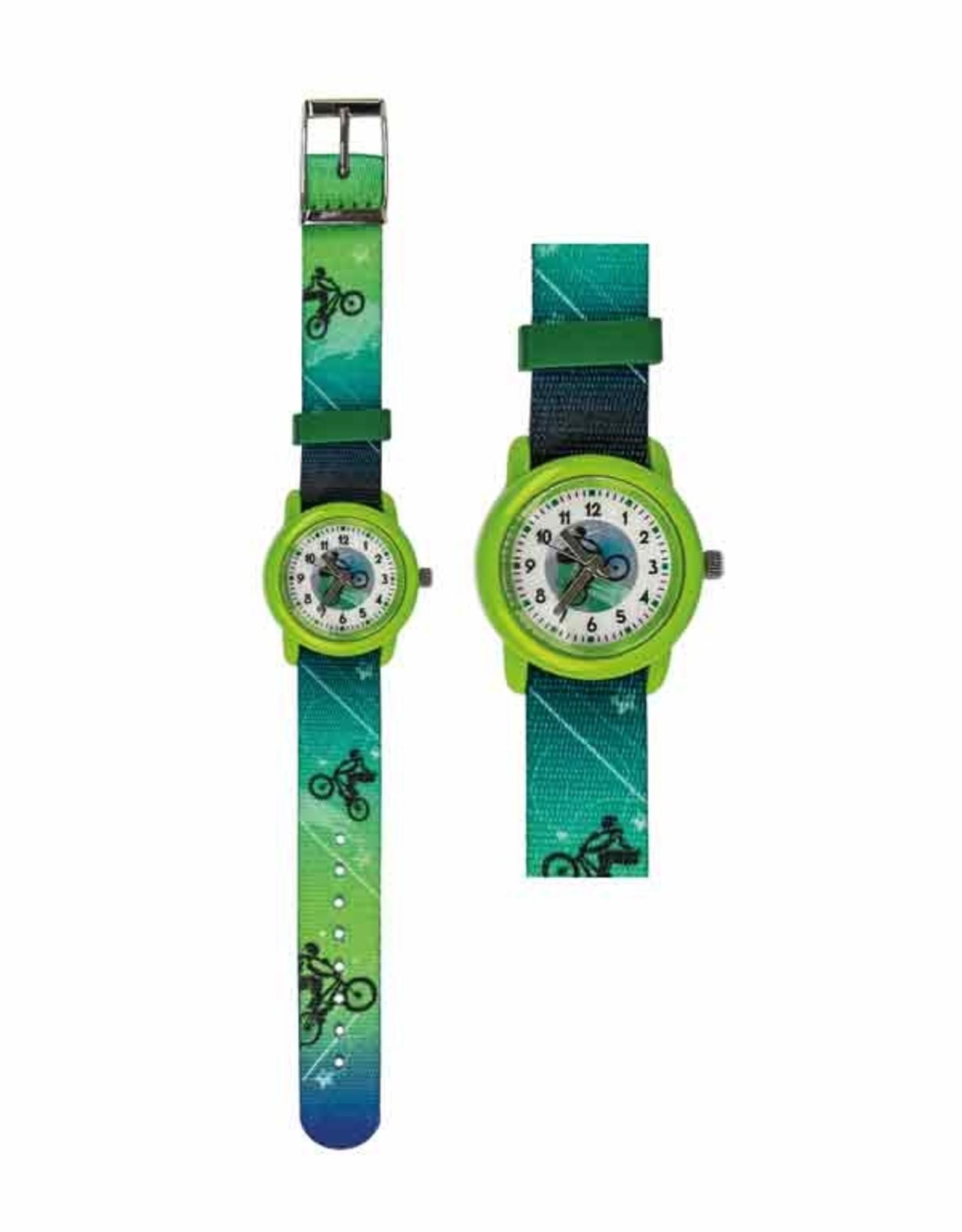 Horloge BMX