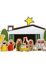 Kerststal Dick Bruna