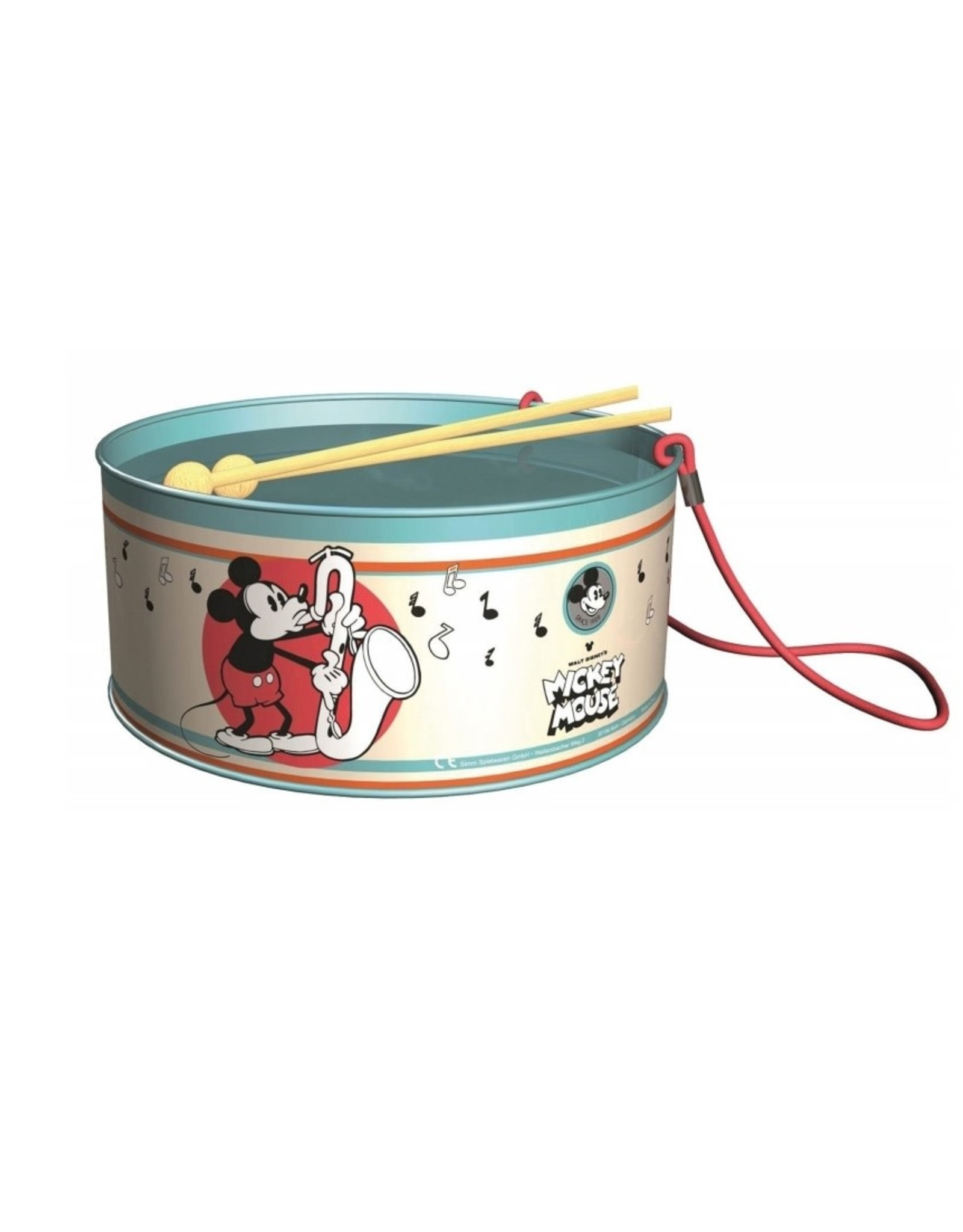 Bolz Blikken trommel Mickey Mouse Classic