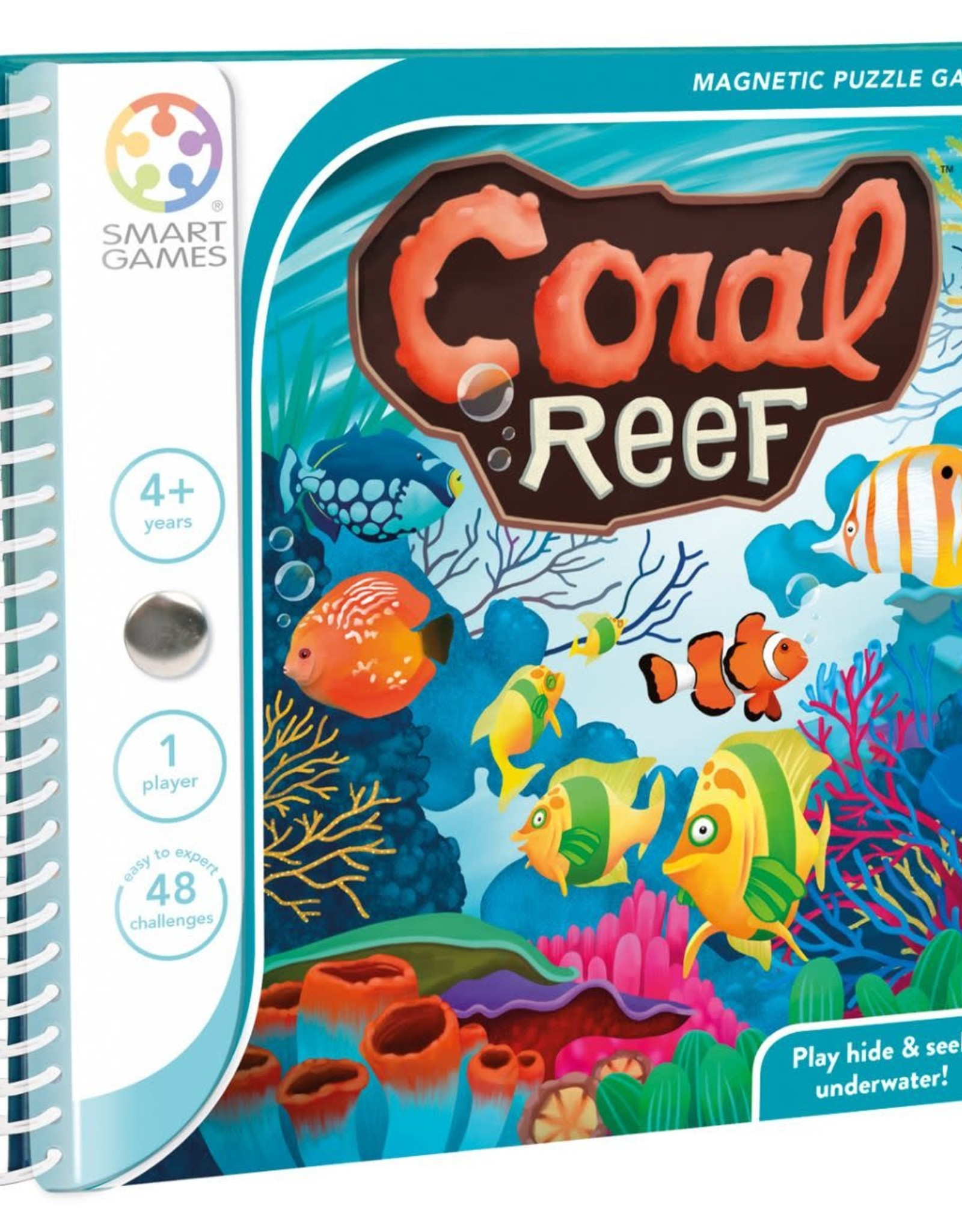 SmartGames Coral Reef