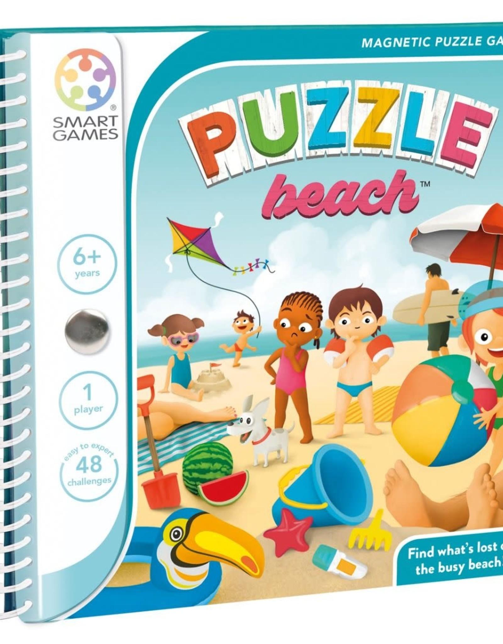 SmartGames Puzzle Beach