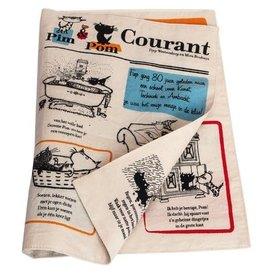 Knisperkrant Pim & Pom Courant
