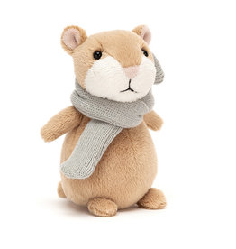 Jellycat Mini Happy Cinnamon Hamster