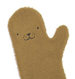 Invented4kids Baby Shower Glove caramel zeehond NEW