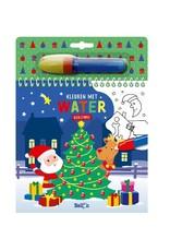 Ballon Kleuren met water - Kerstmis