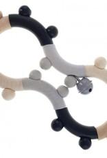 Hess Rammelaar Achtvormig zwart