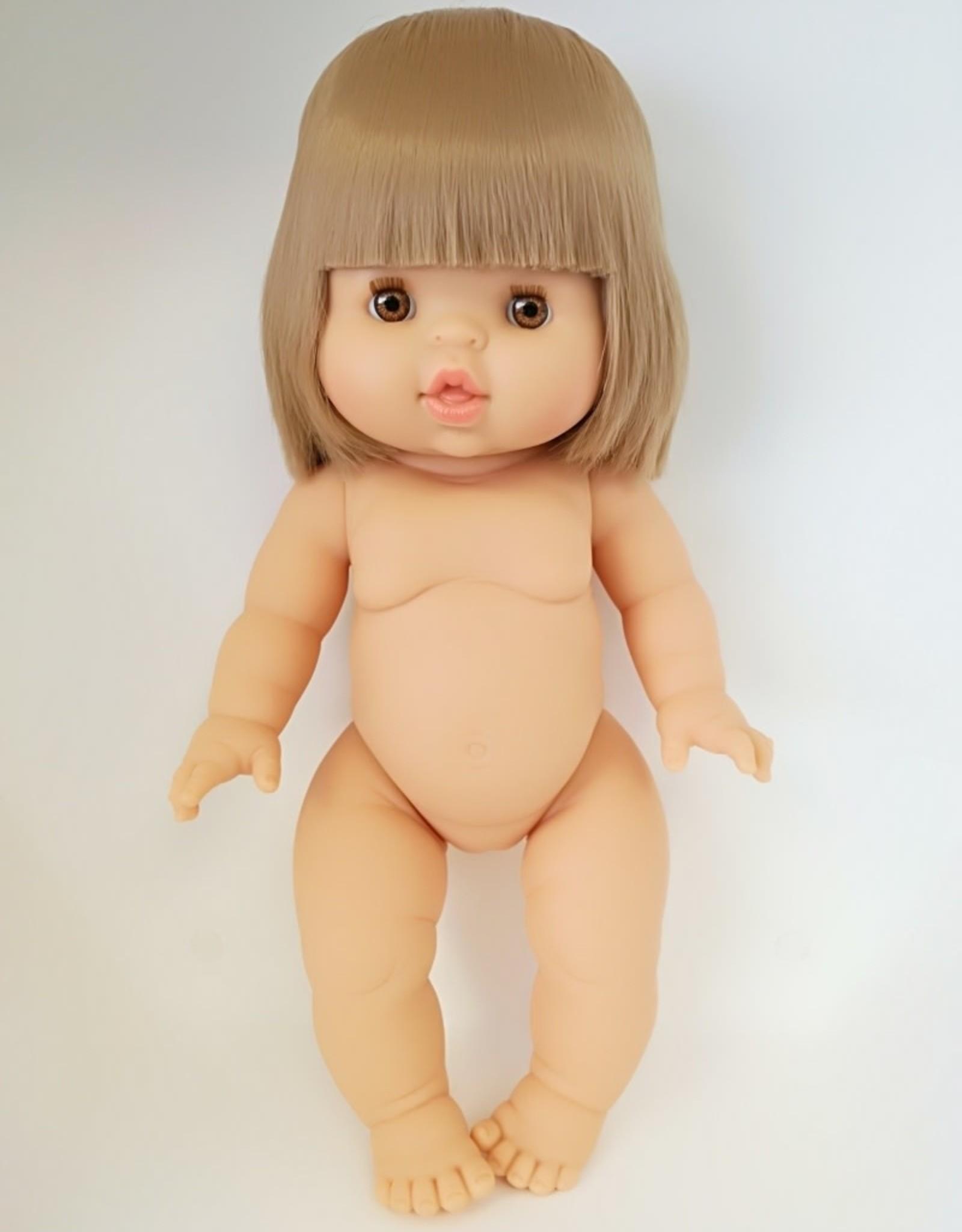 Paola Reina Pop Gordi meisje blond haar
