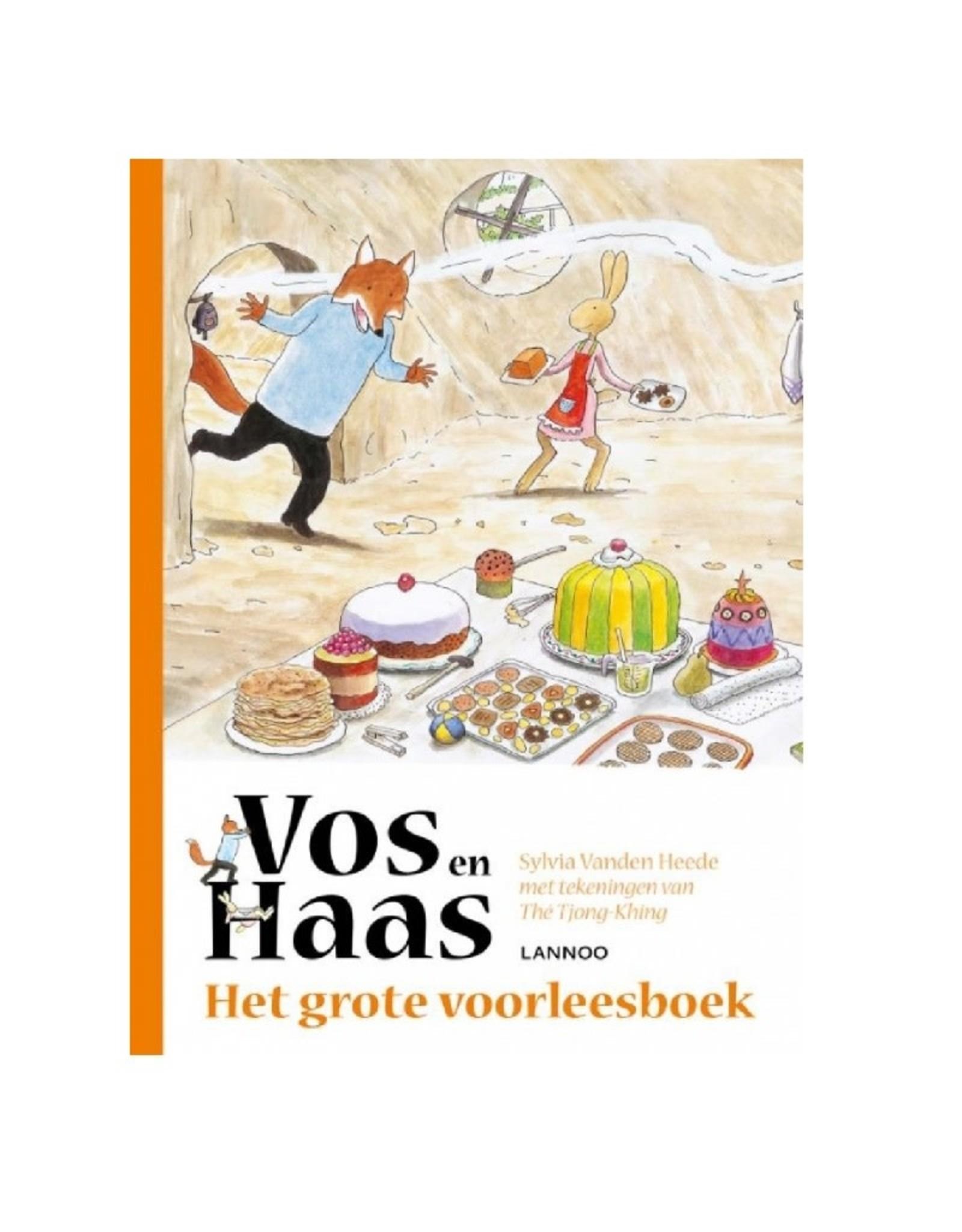 Lannoo Vos en Haas Het grote voorleesboek