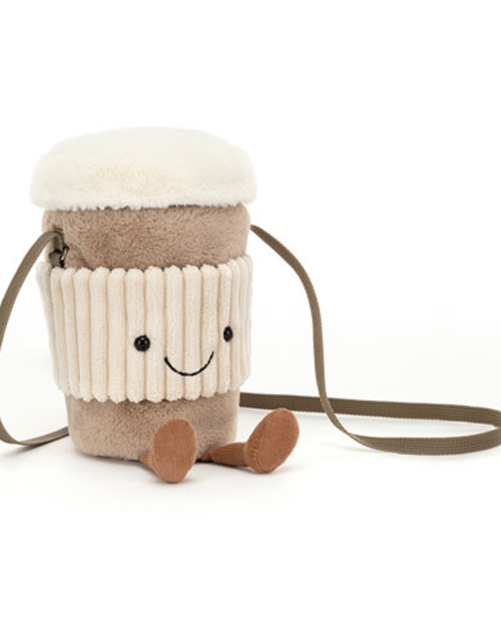 Jellycat Amuseable Coffee-To-Go Bag