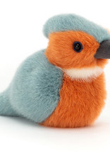Jellycat Birdling Kingfisher