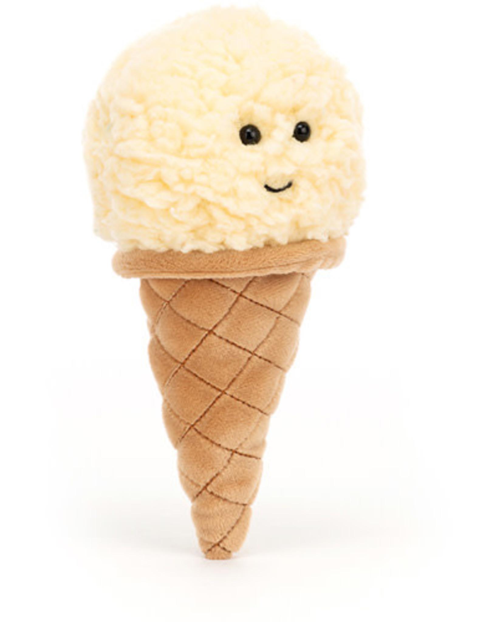 Jellycat Irresistible Ice Cream Vanilla