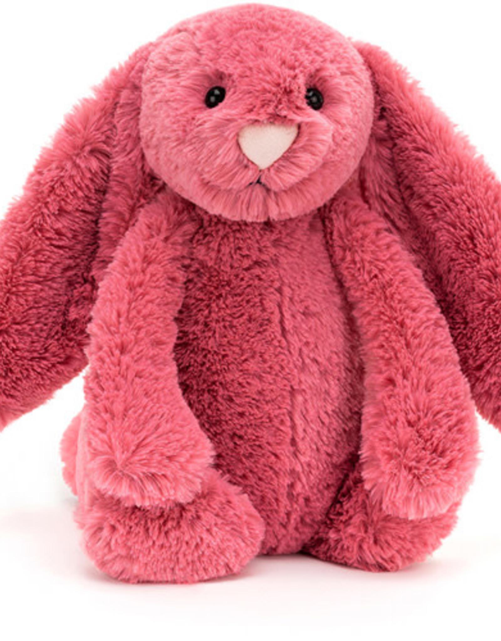 Jellycat Bashful Bunny Cerise M