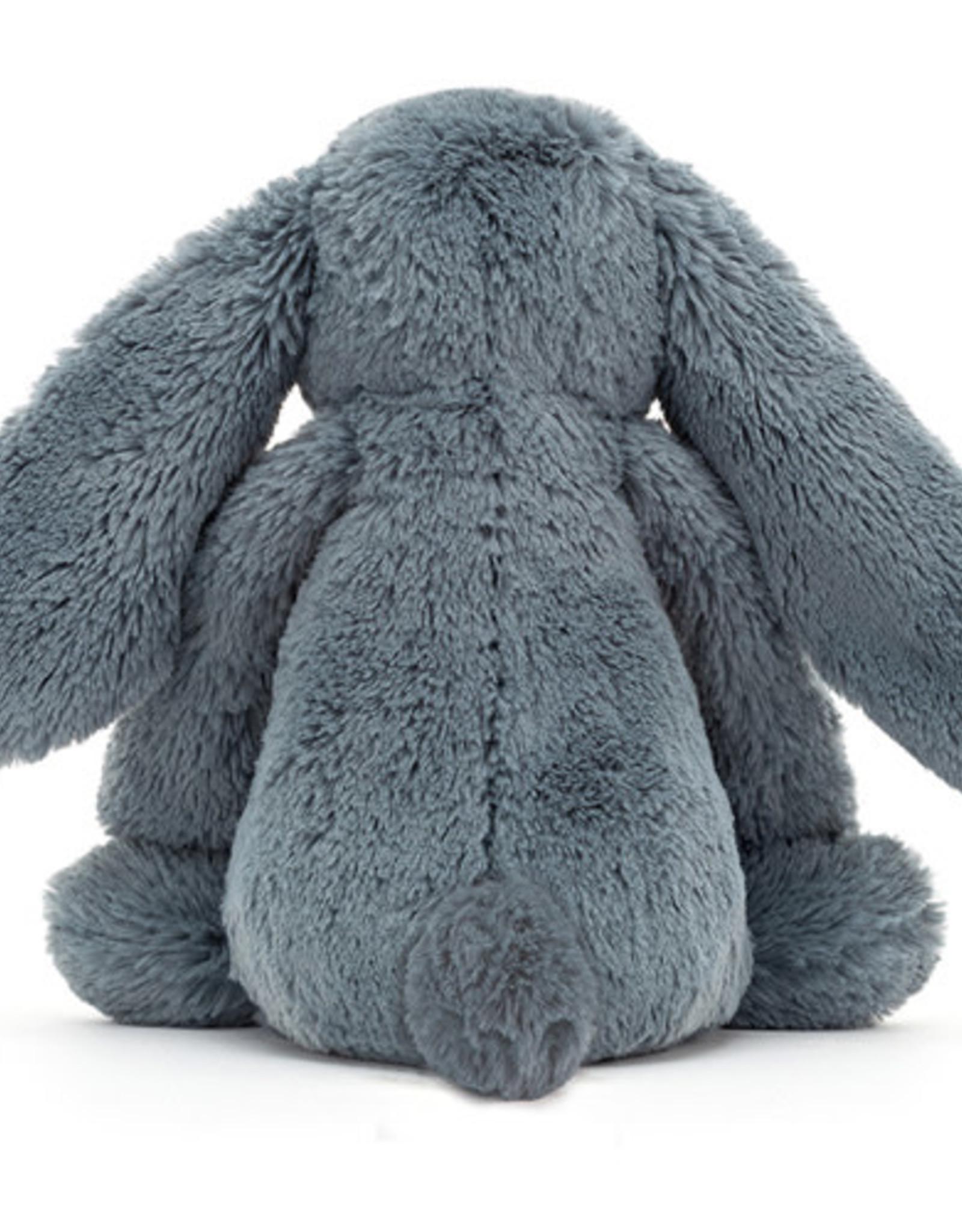 Jellycat Bashful Bunny Dusky Blue M