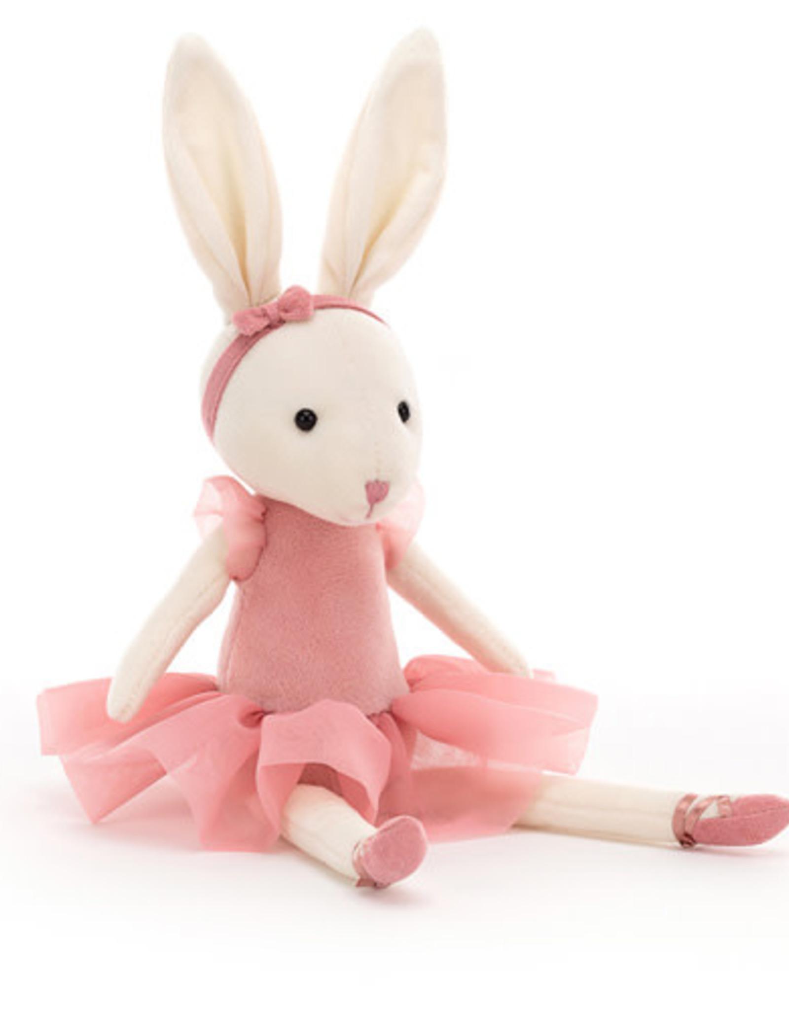 Jellycat Pirouette Bunny Rose
