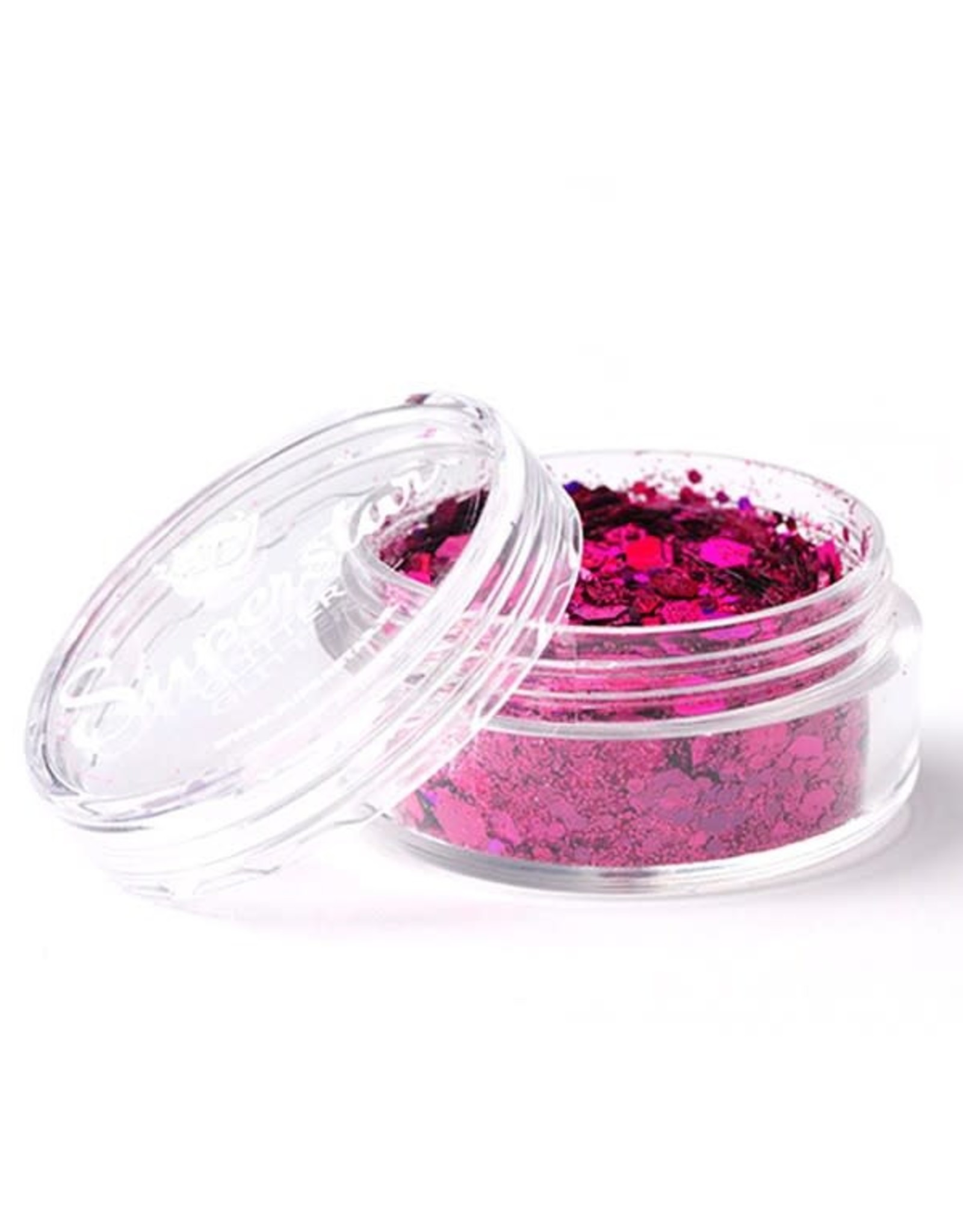 Superstar Chunky Mix Laser Pink