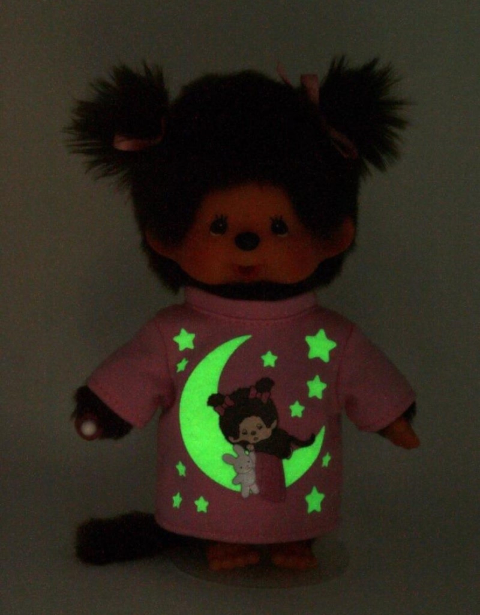 Monchhichi Monchhichi meisje Glow in the dark