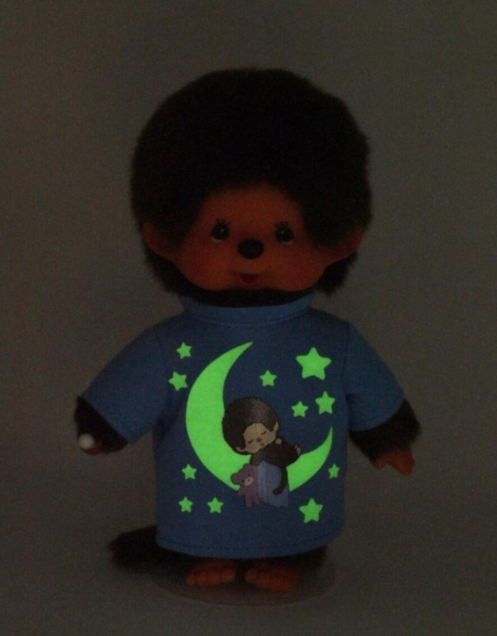 Monchhichi Monchhichi jongen Glow in the dark